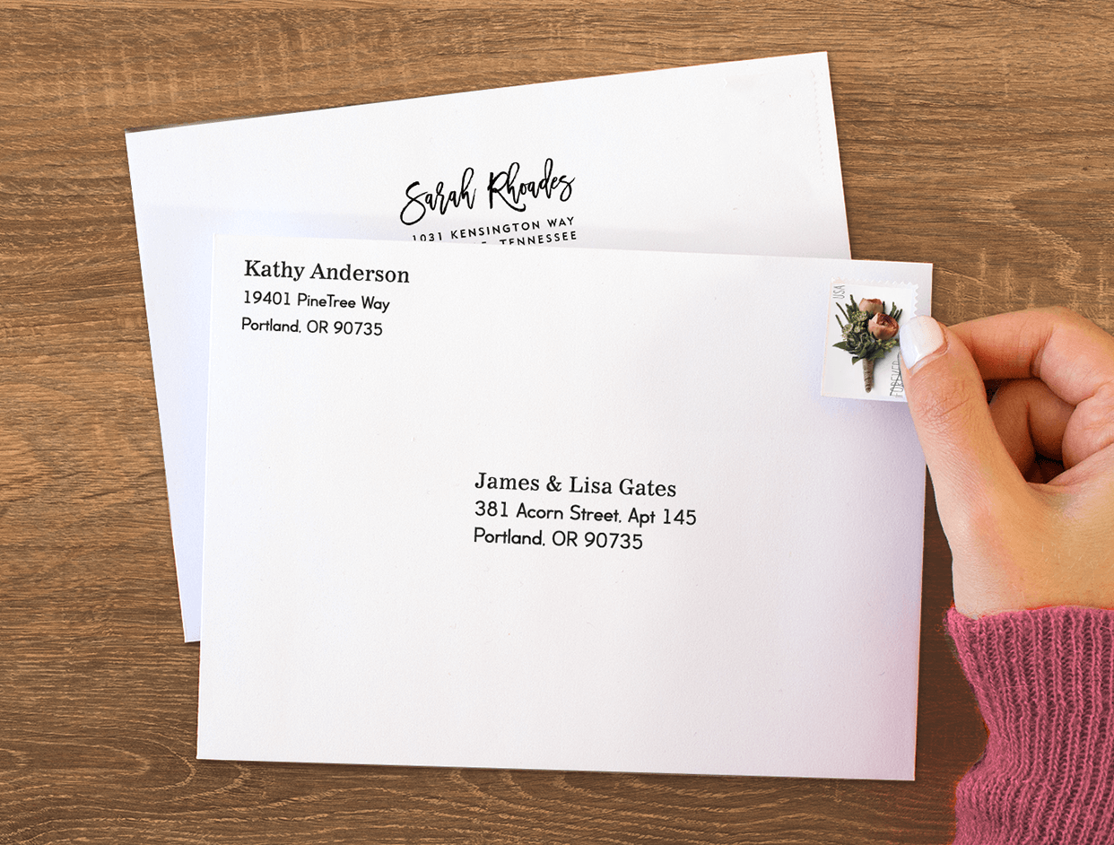 Return Address Printing  Recipient Addressing  Simply to Impress